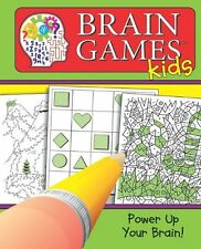 Brain Games for Kids by Editors of Publications International Ltd.