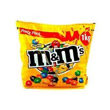 M & M's Peanut Chocolate Party Pack 1KG - M&M's  bulk pack