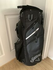 CALLAWAY CHEV ORG GOLF CART BAG - NEW
