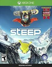Steep (Microsoft Xbox One, 2016) - COMPLETE