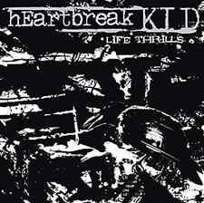 CD HEARTBREAK KID - LIFE THRILLS Musik Hardcore Österreich Austria Rise or Rust