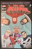 YOU ARE DEADPOOL #4b (2018 MARVEL Comics) ~ VF/NM Book