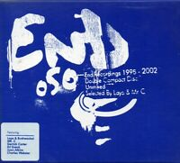 End050 - End Recordings 1995-2002 CD - 2 Discs - New