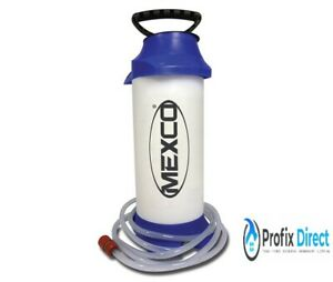 MEXCO 10LTR PRESSURISED WATER CONTAINER