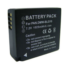 FOR Panasonic Battery DMW-BLG10E DMC- TZ100 LX100 GX7 GF6 TZ80 TZ81 GX80 85