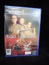 Tigre y Dragon para playstation 2 nuevo y precintado