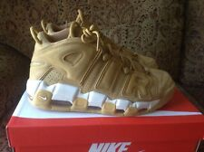 Nike Air More Uptempo '96 PRM Wheat Flax AA4060-200 Size 10