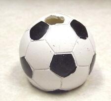 SOCCER BALL Sport Ball - Resin Cigarette Butts Smoke Stop Heads Ash Tray Snuffer
