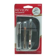3x Revlon Brow Specialist Kit With Travel Case #53293, Brand New in Packaging