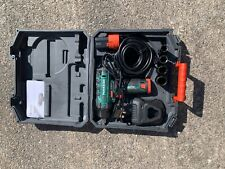 Parkside12V Hybrid Li-ion 1/2 Drive Cordless Impact Wrench with 4 Sockets-German