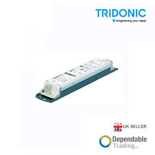 Tridonic Pc 2x18 T8 Pro LP balasto [ Runs 2x 18w 0.6m M T8 Fluorescente
