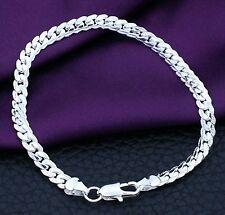 925 silber Armband Damen Frauen Schmuck Armreif Armkette