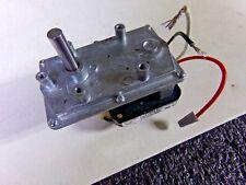 DAYTON AC Gearmotor 230 Nameplate RPM 3.3 Max (EF)