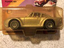 SIKU 1068 Porsche 959 Gold Sealed