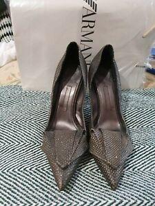 GIORGIO ARMANI womens shoes size 36 UK 4