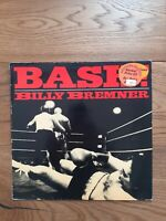 Billy Bremner ‎– Bash! Arista ‎– 206 179 Vinyl, LP, Album, Stereo