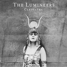 The Lumineers CLEOPATRA Limited Deluxe Edition NEW SMOKEY GREY COLORED VINYL LP