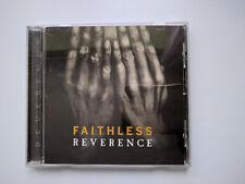 Faithless - Reverence - cd 1996 - CHEK CD 500