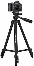 "50"" AGFAPHOTO Pro Tripod With Case For Canon EOS Rebel XS XSi 450D"