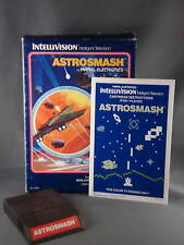 1981 Intellivision Astromash Video Game