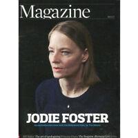 The Observer Magazine: Jodie Foster, Bill Bailey, Princess Diana 10.12.17