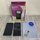 Best Graphing Calculators - Sharp EL-9400 Graphing Calculator New Boxed Complete. Vintage Review