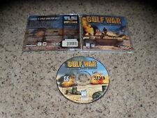 Gulf War Operation Desert Hammer 3DO (PC, 1999) Near Mint Game