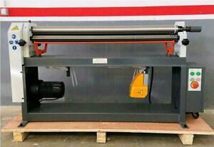 Rundbiegemaschine 3 Walzen WEIPERT RBM 1300x1,5