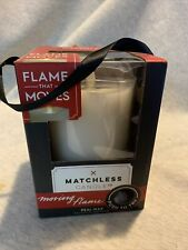 Matchless Candle Co 3x4.5 Flameless Candle