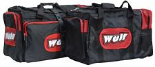 Wulfsport Motocross MX Enduro Trails ATV Heavy Duty Kit Bag Luggage Large Red -T
