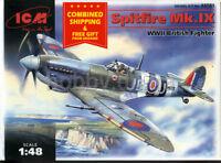 ICM 48061 - 1/48 Spitfire MK. XI British Fighter Aircfraft, WWII, plastic model