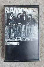 Ramones by Ramones (Cassette, 1976) 07599274214