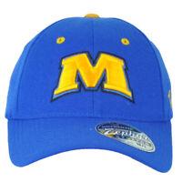 NCAA Zephyr Morehead State Eagles MSU Flex Fit Stretch Medium Large M/L Hat Cap