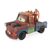 Disney Pixar Cars Tow Mater Flash Eye Diecast Metal Toy Model Car 1:55 Kids Gift