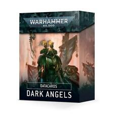Datacards Dark Angels Warhammer 40k
