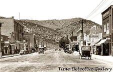 Ely, Nevada - 1920s - Historic Photo Print