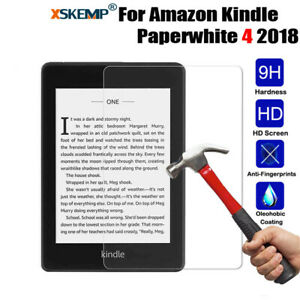 """Tempered Glass Film Screen Protector For Amazon Kindle Paperwhite 4/fire 7-10"""""""