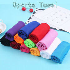 Microfibre Towel Quick Dry Travel Portable Fashion Bath Camping Sports BeachBDA