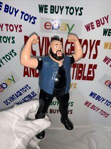 "One Man Gang 1988 WWF LJN Titan Sports 8"" Wrestling Action Figure Beautiful Look"