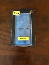 Toro Series Wallet / Phone Case For iphone 7 Plus (BLUE)