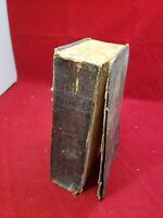 1809 antique law book of pennsylvania  laws book