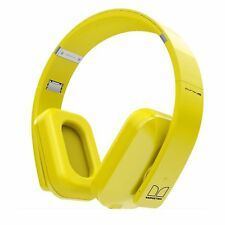 Nokia Monster Purity HD WH-930 Wired On-Ear Stereo Headset with Mic -YELLOW