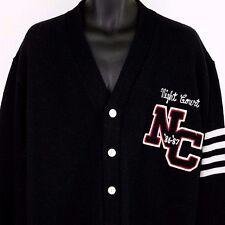 Night Court Letterman Cardigan Sweater Vtg 86 87 Season Cast Crew TV Show 2XL
