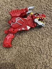Power Rangers Dino Charge Red T-Rex Morpher Blaster
