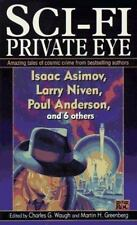 Sci Fi Private Eye Various Mass Market Paperback