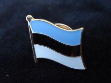 Estonia - Flag Lapel Pin Badge  High Quality Gloss Enamel