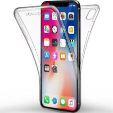 Apple iPhone 5 / 5S Handy Hülle Full TPU Case Cover Silikon Schutzhülle Klar