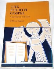 The Fourth Gospel: History of the Text Original Greek - Victor Salmon (1976 pb)