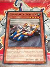 Carte YU GI OH GEARGIACCELERATEUR REDU-FR028 x 3