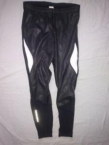 💨Louis Garneau Womens Request Cycling Windproof Front Pants XL 34x31🙂